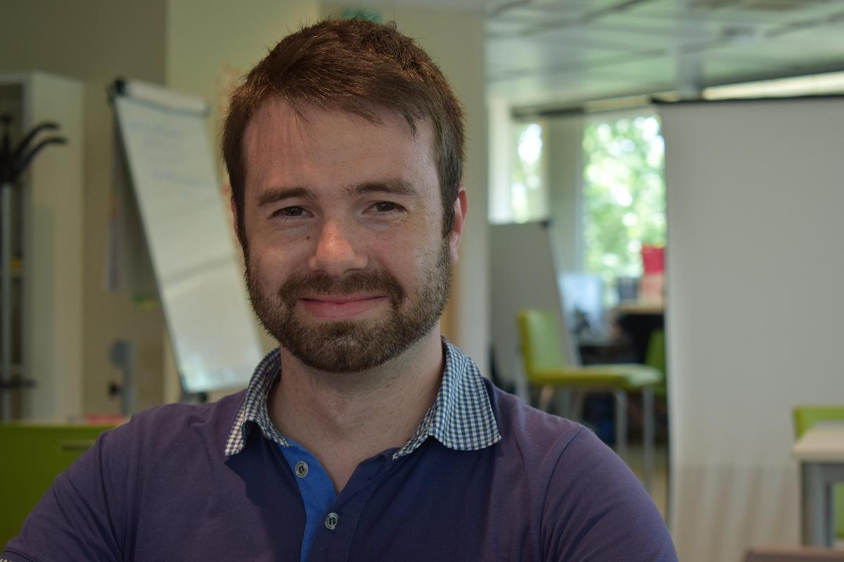 Florian Breton, Développeur informatique codeur en apprentissage